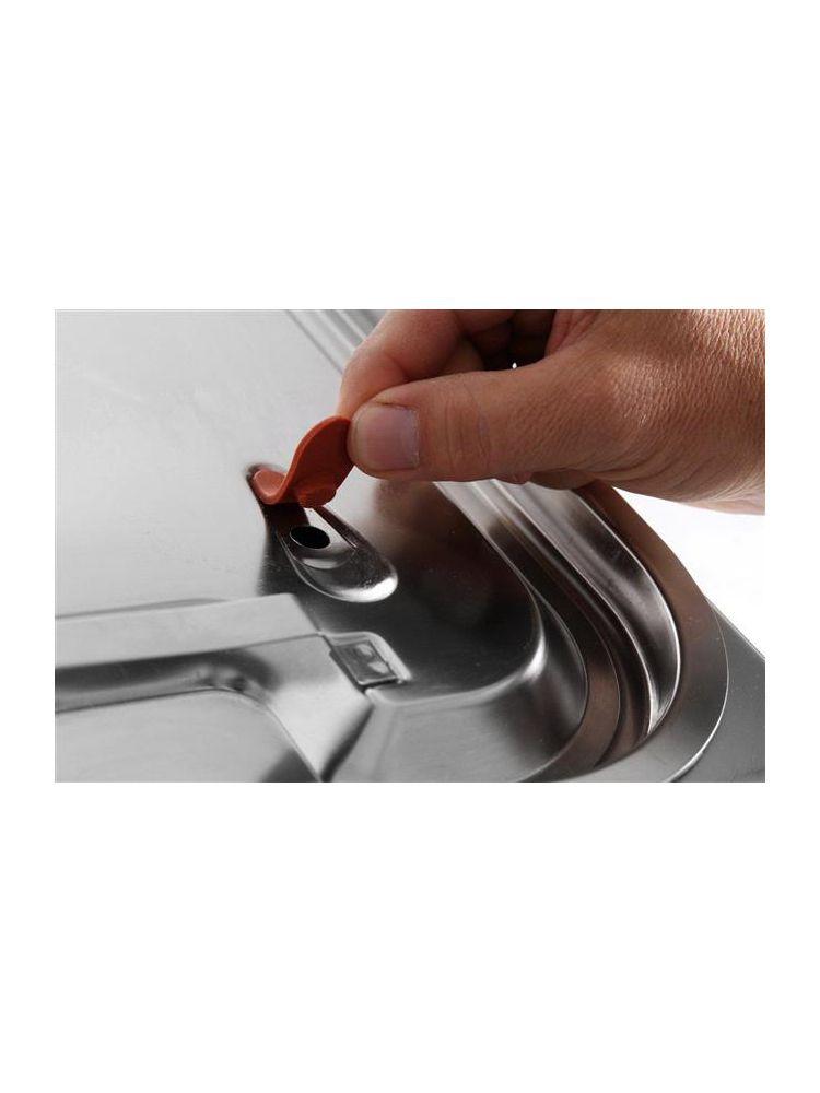 Прибор для приготовления при низкой температуре с краном для слива воды 225448 - 5