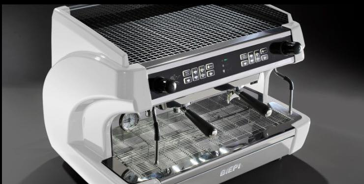 Кофемашина автоматическая двухпостовая MC1-2A - 4