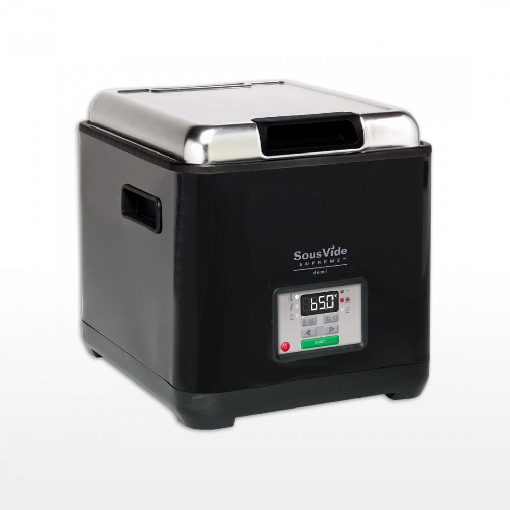 Прибор для приготовления SOUS VIDE SVS-09L+Вакуумный упаковщик  Conservando+Гофрированные пакеты для приготовления в вакууме 15х30см 100шт - 1