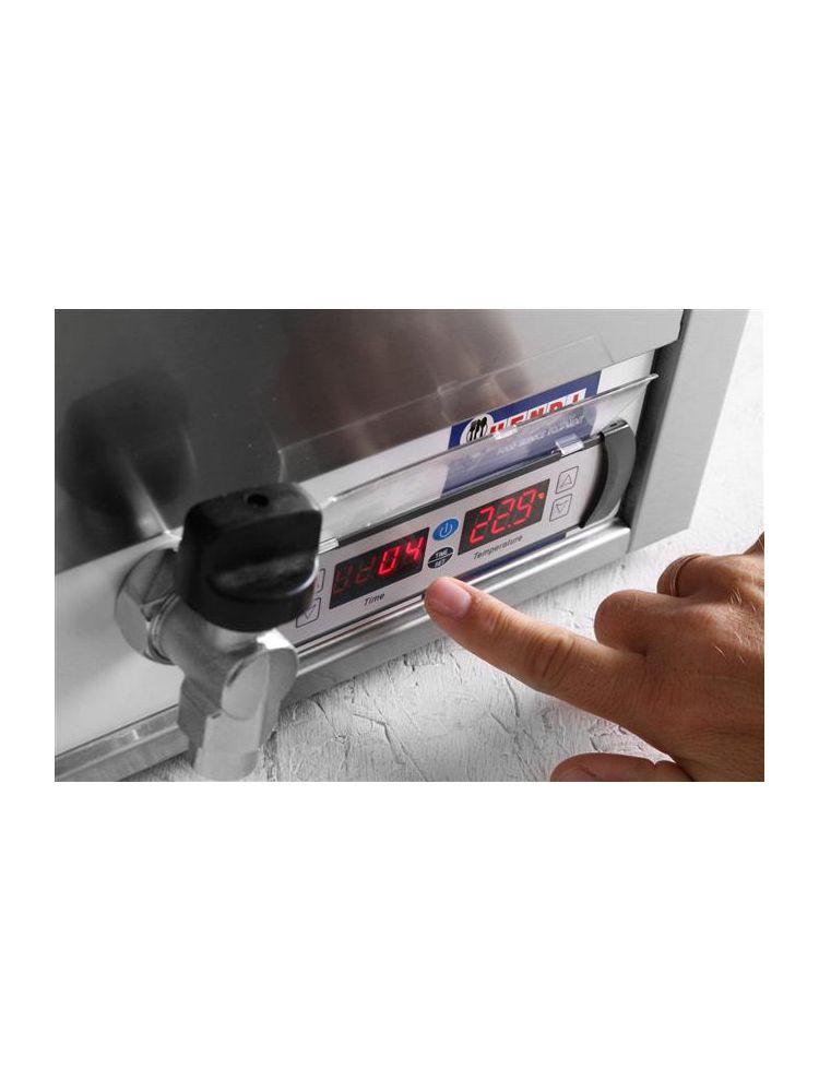 Прибор для приготовления при низкой температуре с краном для слива воды 225448 - 1