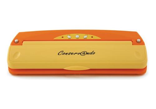 Прибор для приготовления SOUS VIDE SVS-09L+Вакуумный упаковщик  Conservando+Гофрированные пакеты для приготовления в вакууме 15х30см 100шт - 8