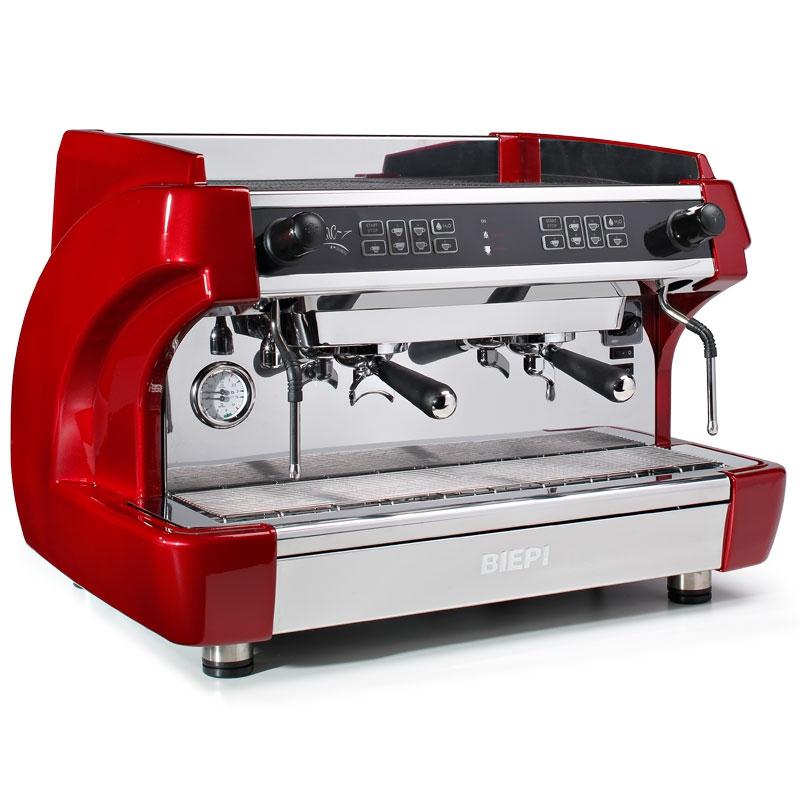 Кофемашина автоматическая двухпостовая MC1-2A - 5