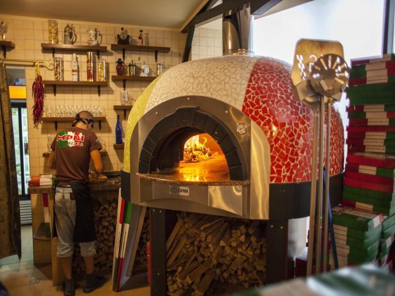 Итальянская печь для пиццы