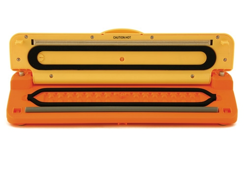 Прибор для приготовления SOUS VIDE SVS-09L+Вакуумный упаковщик  Conservando+Гофрированные пакеты для приготовления в вакууме 15х30см 100шт - 4
