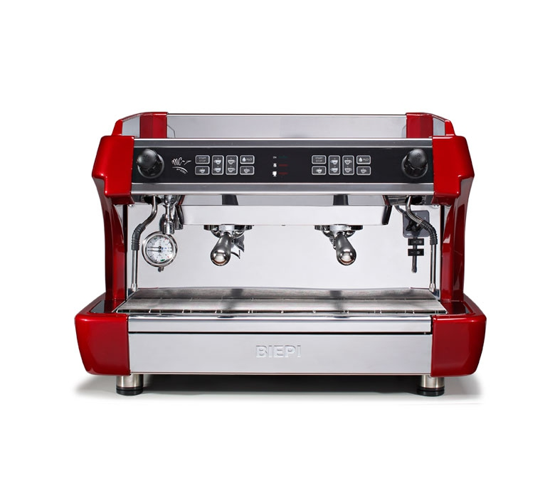 Кофемашина автоматическая двухпостовая MC1-2A