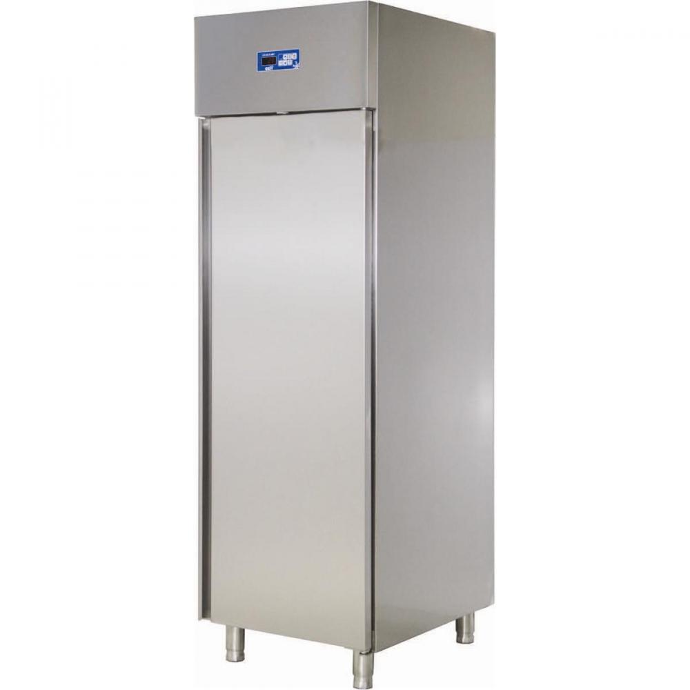 Морозильный шкаф  магазине