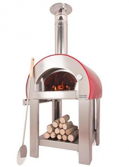 Дровяная печь для пиццы 5 MINUTI