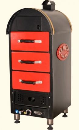 Печь газовая (3 ящика) М079