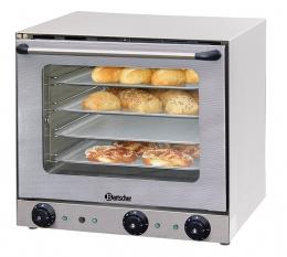 Конвекционная печь с грилем и увлажнением на 4 уровня AT120