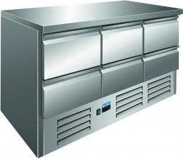 Холодильный стол VIVIA S 903 S/S Top 6 x 1/2 323-10041
