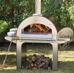 Дровяная печь для пиццы 4 PIZZE