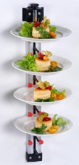 Диспенсер для тарелок WM-12