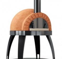 Дровяная печь для пиццы CUPOLA (каменный купол)