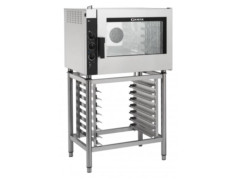 Пароконвекционная печь с увлажнением EME52  - 1
