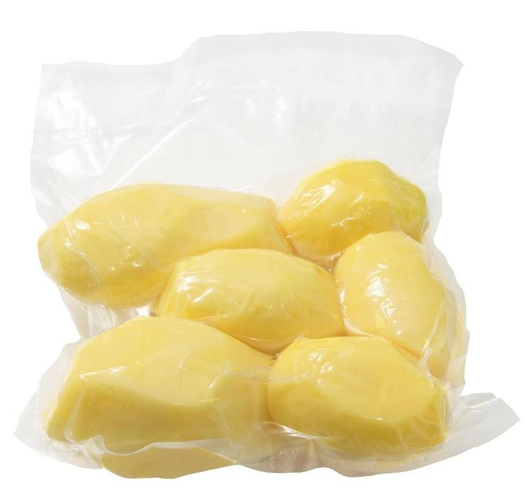 Гладкие пакеты 16х24 см для вакуумной упаковки Т10 - 2