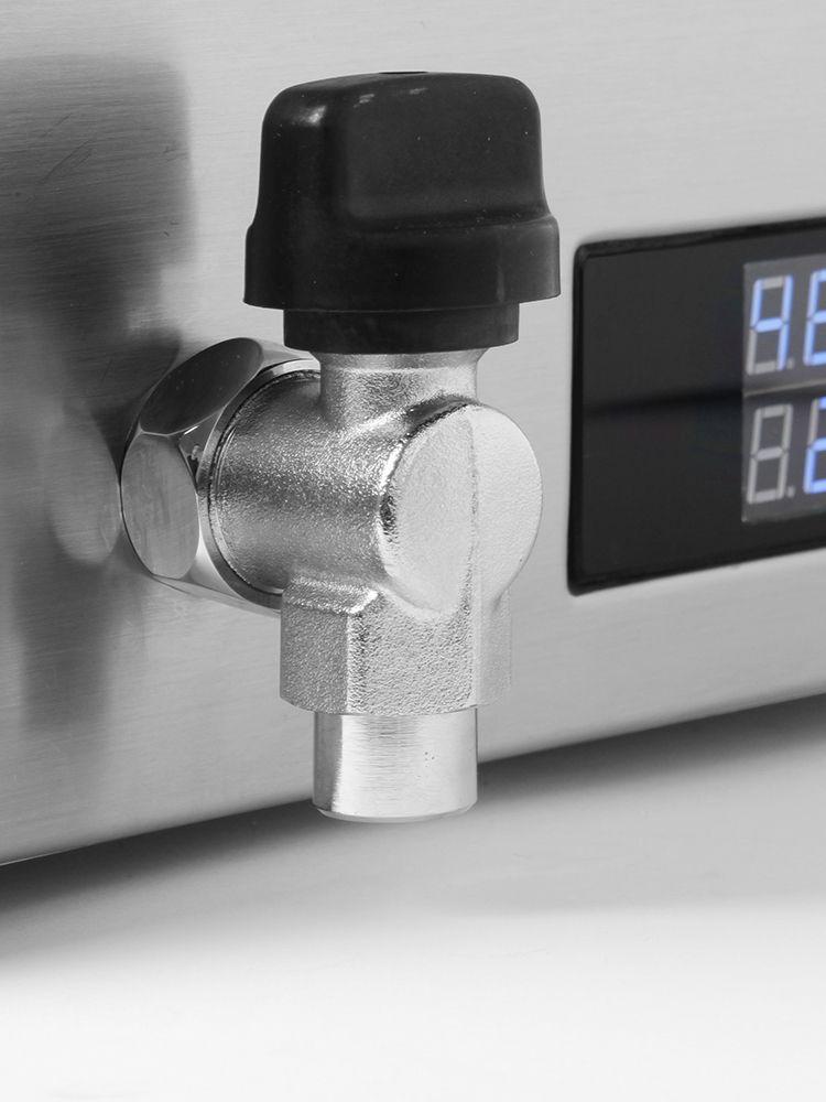 Прибор для приготовления при низкой температуре с краном для слива воды 225448 - 6
