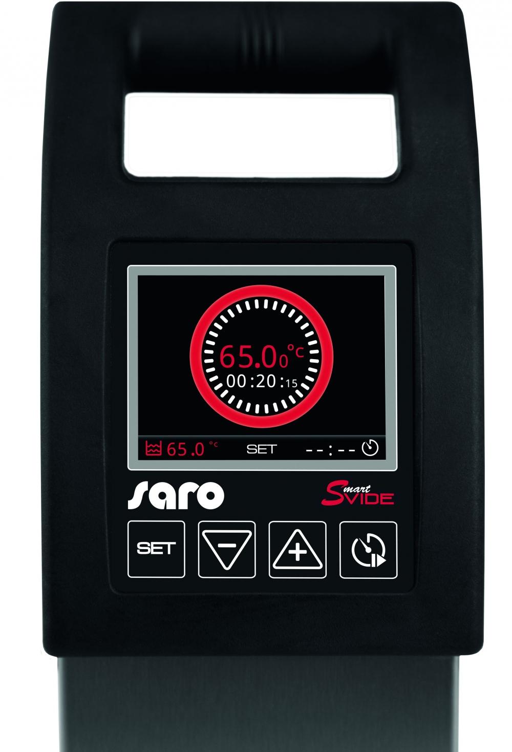 Погружной термопроцессор SmartVide 8 Plus 27-2000 - 1