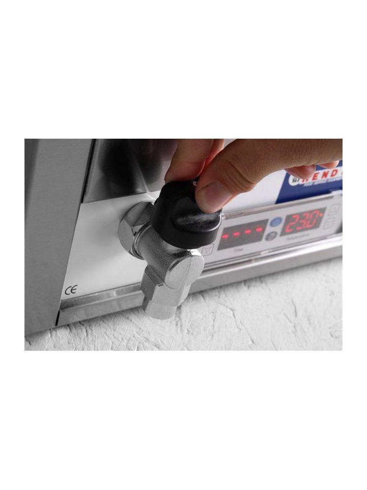 Прибор для приготовления при низкой температуре с краном для слива воды 225448 - 7