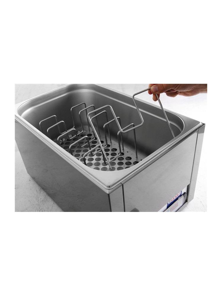 Прибор для приготовления при низкой температуре с краном для слива воды 225448 - 3