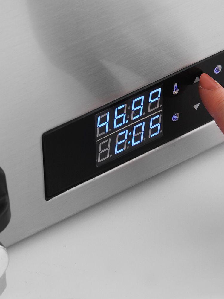 Прибор для приготовления при низкой температуре с краном для слива воды 225448 - 8