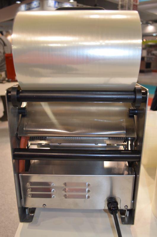 Термоупаковочная машина для лотков Sigix M20 - 6