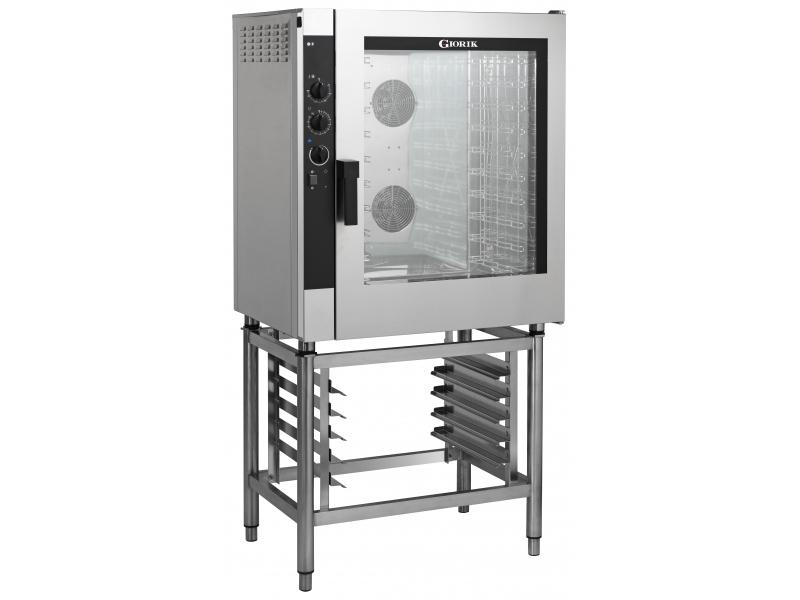 Пароконвекционная печь с увлажнением EME102 - 1