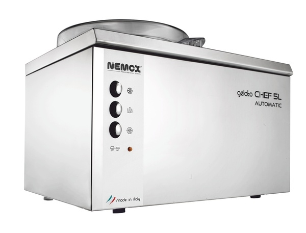 Машина для приготовления мороженого GELATO CHEF 5L AUTOMATIC