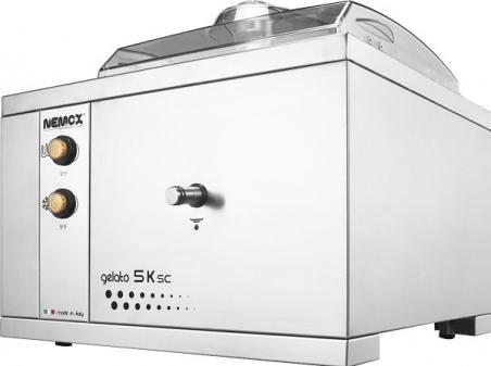 Машина для приготовления мороженого GELATO 5K SC