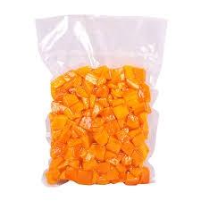 Гладкие пакеты  40х40см для вакуумной упаковки  80 мкм