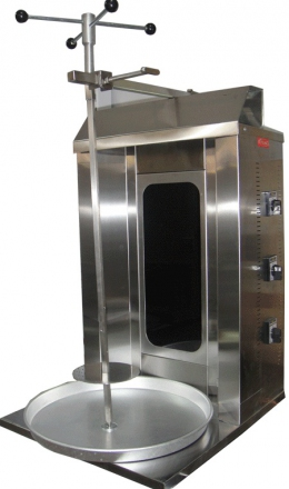 Шаурма электрическая на 40 кг М077-3C