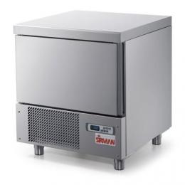 Шкаф шокового охлаждения/заморозки Dolomiti 5 GN 1/1Inox