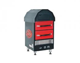 Печь газовая (2 ящика) М079