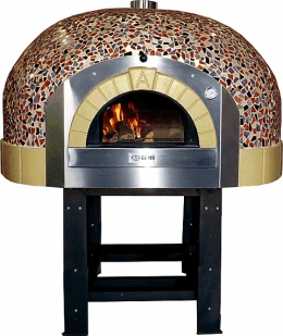 Дровяная печь для пиццы Design D160K
