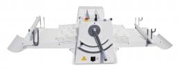 Тестораскаточная машина (с моторизованным конвейером) EASY B 500 - 1000