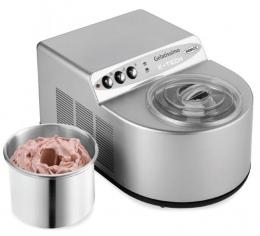 Машина для приготовления мороженого GELATO K TECH SILVER