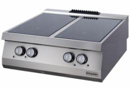 Плита электрическая с инфракрасными конфорками OSC 8070
